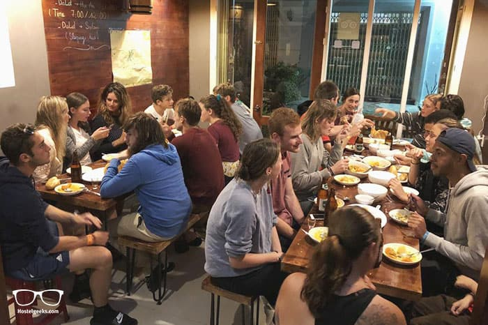 Europe Town Hostel is one of the cheapest hostels in Dal Lat, Vietam
