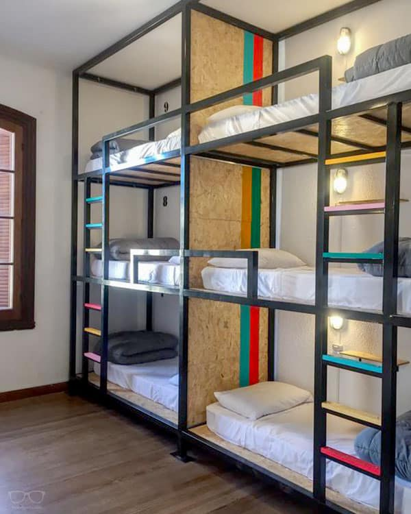 Habemus Hostel is one of the best hostels in Montevideo, Argentina