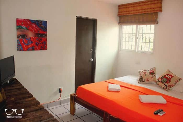 Hostal Casa Areka is one of the best hostels in Panama City, Panama