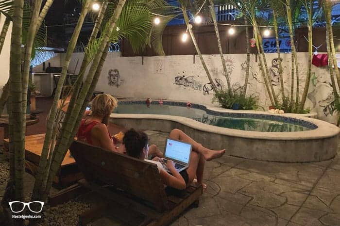 Hostal Casa Areka is one of the best hostels in Panama City, Panama