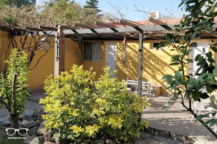 Hostel Alamo is one of the best party hostels in Mendoza, Argentina