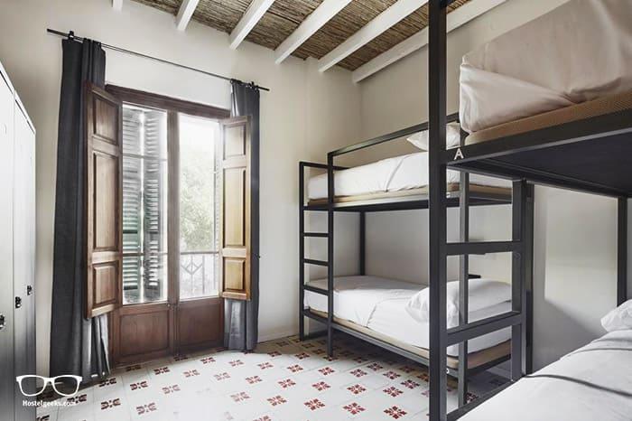 Hostel Fleming is one of the best hostels in Mallorca, Spain