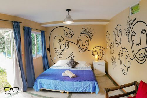 Hostel Lao is one of the best hostels in Mendoza, Argentina