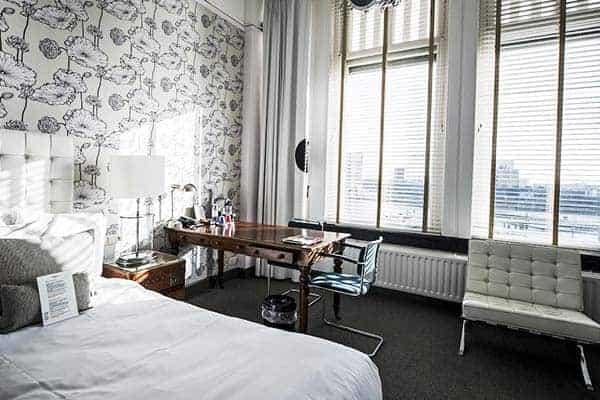Hotel New York Rotterdam Room