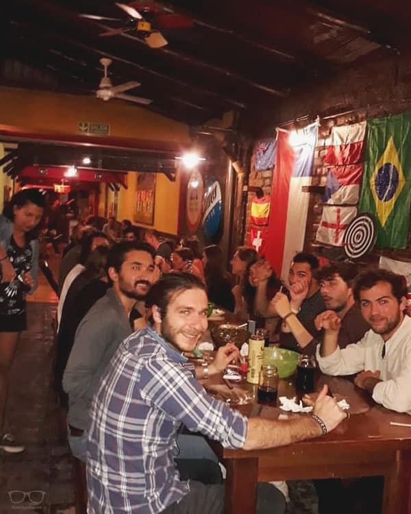 Internacional Campo Base is one of the best party hostels in Mendoza, Argentina