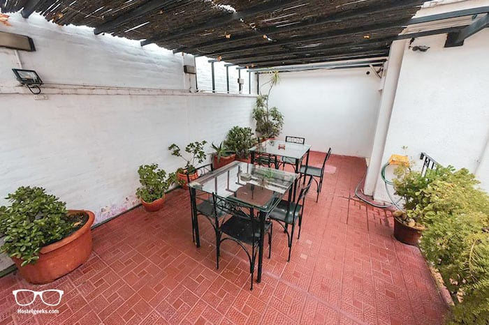 Lagares Hostel is one of the best hostels in Mendoza, Argentina