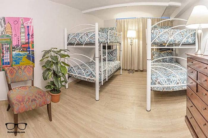 Magnolia Inn is one of the best hostels in Panama City, Panama