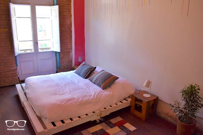 Maki Hostel is one of the best hostels in Valparaiso, Chile