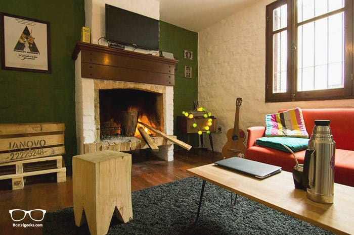MedioMundo Hostel is one of the best hostels in Montevideo, Argentina