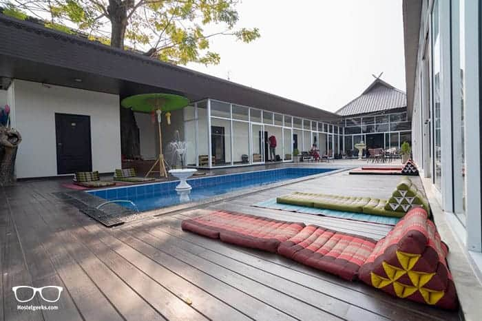 Mercy Hostel is one of the best hostels in Chiang Rai, Thailand