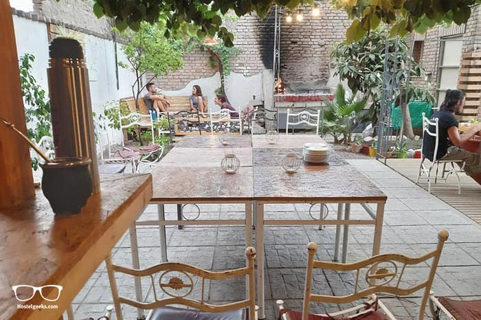Mora International Hostel is one of the best party hostels in Mendoza, Argentina