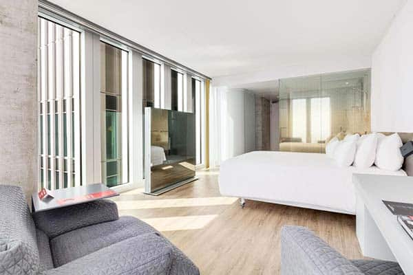 Nhow Rotterdam Room