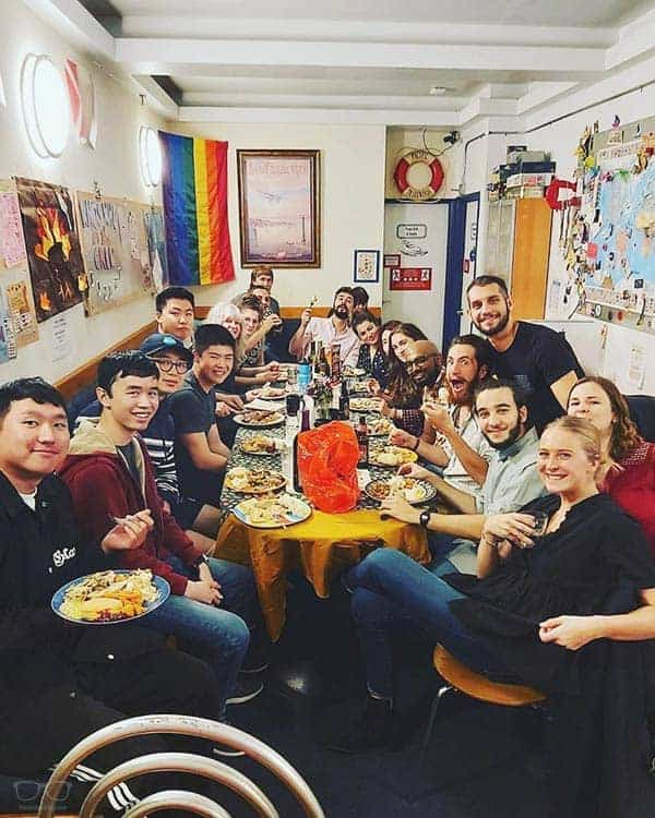 Pacific Tradewinds Hostel is one of the best hostels in San Francisco, USA