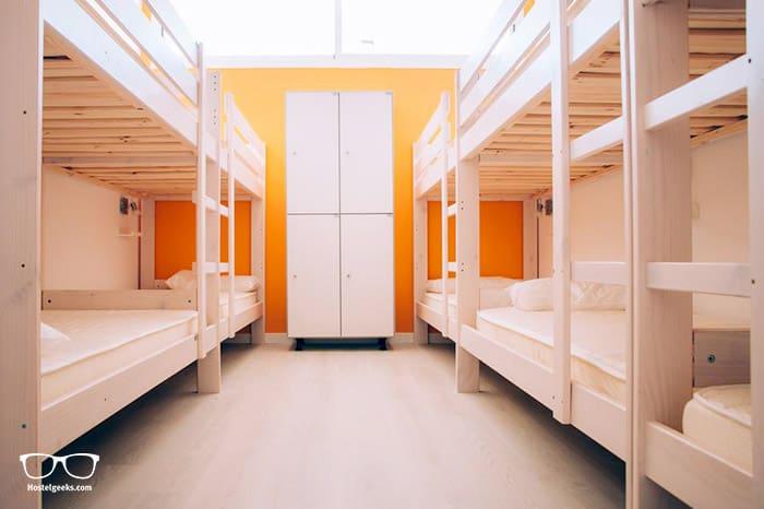Palma Port Hostel is one of the best hostels in Mallorca, Spain