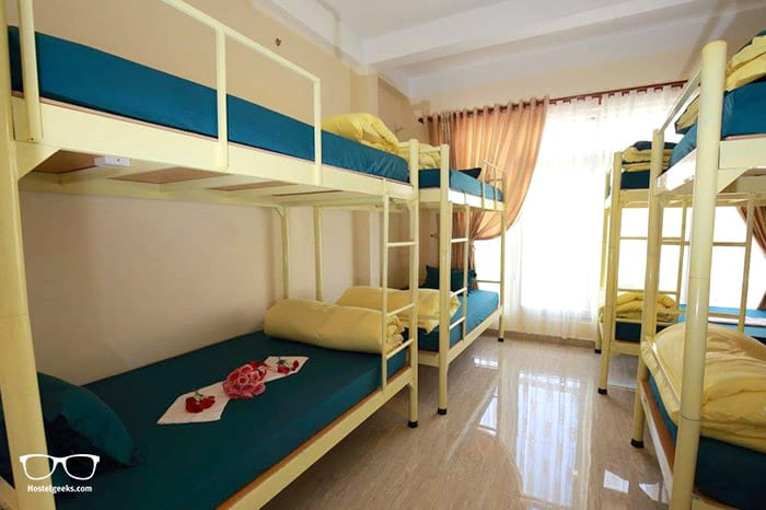 Pretty Backpackers House is one of the best hostels in Da Lat, Vietnam