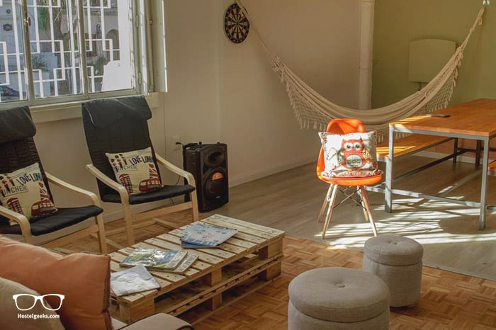 Rambler Pocitos Hostel is one of the best hostels in Montevideo, Argentina
