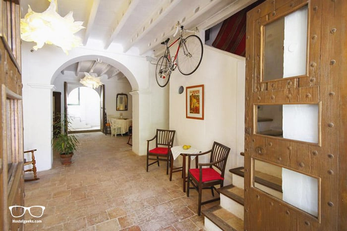 Sa Fita Backpackers is one of the best hostels in Mallorca, Spain