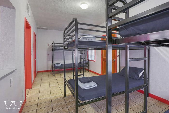 Sin City Hostels is one of the best hosels in Las Vegas, Nevada USA