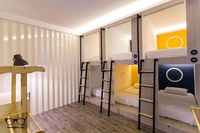 Spinomad Hostel is one of the best hostels in Chiang Rai, Thailand