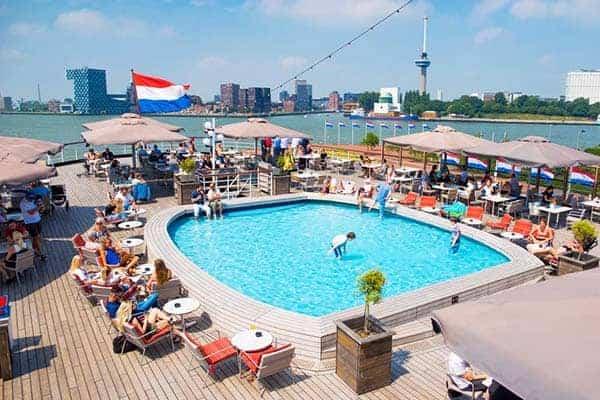 SS Rotterdam Pool