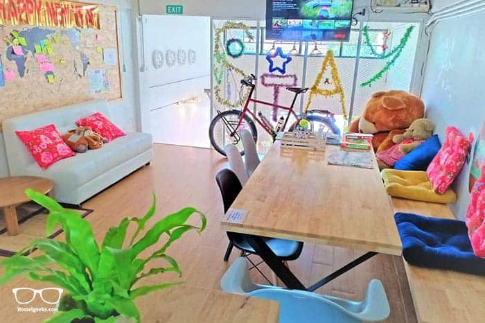 Stay In Chiangrai is one of the best hostels in Chiang Rai, Thailand