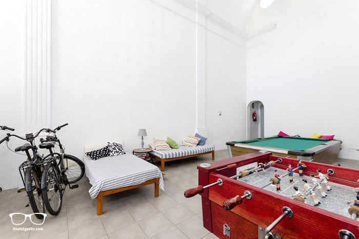 Urban Hostel Palma is one of the best hostels in Mallorca, Spain