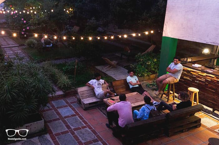 Vato Loko Hostel Pub is one of the best hostels in Montevideo, Argentina
