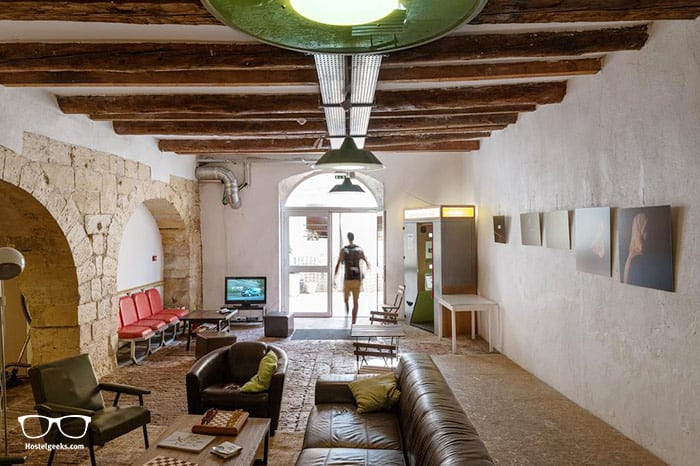 Vertigo Vieux-Port is one of the best hostels in Marseille, France