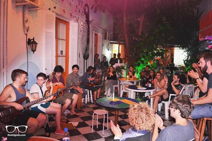 Viajero Montevideo Hostel is one of the best hostels in Montevideo, Argentina