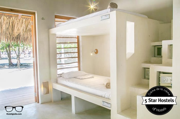Viajero Tayrona Hostel & Ecohabs is a 5 star hostel in Tayrona National Park, Colombia