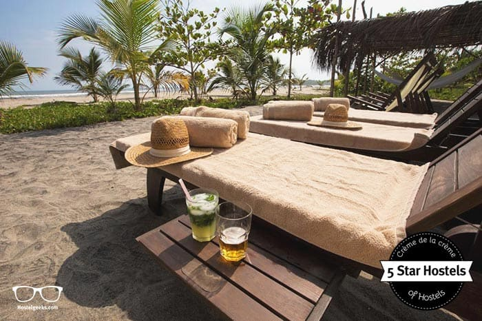 Viajero Tayrona Hostel & Ecohabs is a 5 star hostel in Tayrona National Park, Colombia