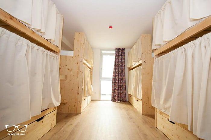 We Hostel Palma is one of the best hostels in Mallorca, Spain