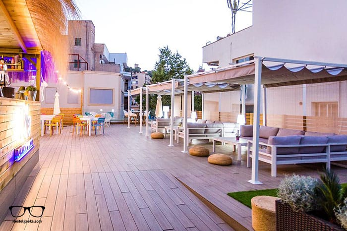 We Hostel Palma is one of the best hostels in Mallorca, Spain