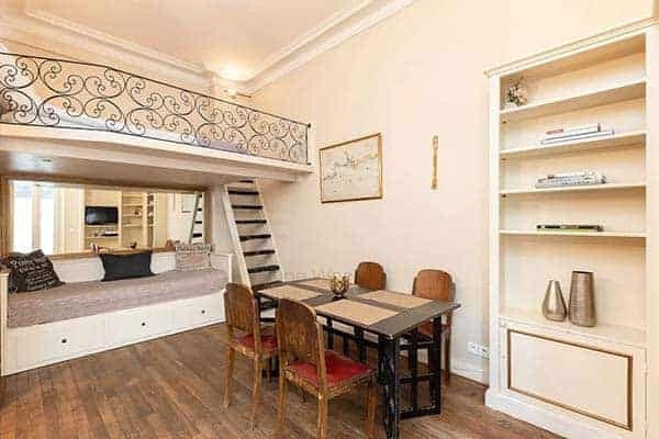 Airbnb Paris near Eiffel Tower
