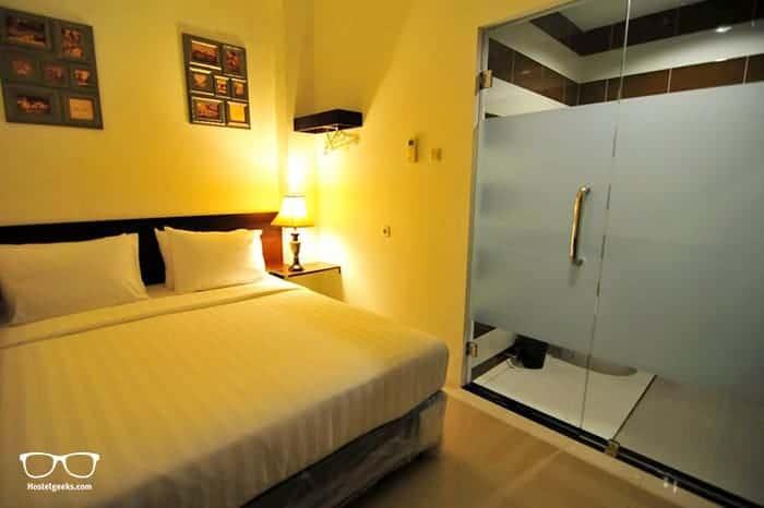 Capsule Hotel Jakarta is one of the best hostels in Jakarta, Indonesia