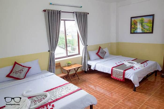 IBIZA Guest House is one of the best hostels in Hue for families