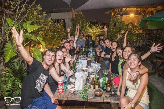 Six Degrees is one of the best party hostels in Jakarta, Indonesia