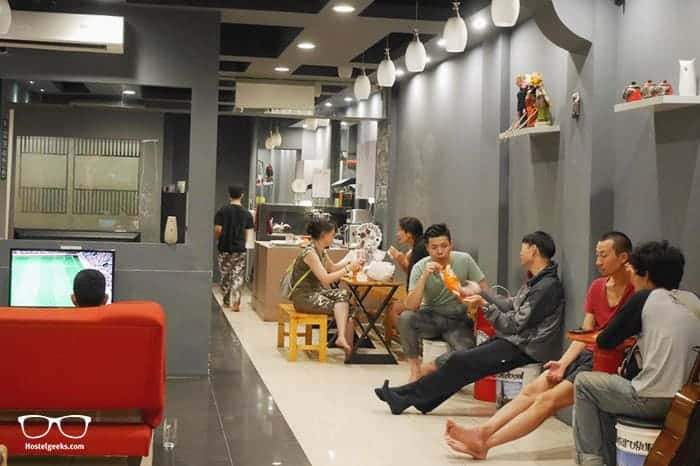 Sleepy Raccoon Hostel is one of the best hostels in Jakarta, Indonesia