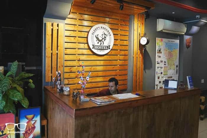 Sleepy Raccoon Hostel is one of the best hostels in Jakarta, Indonesia