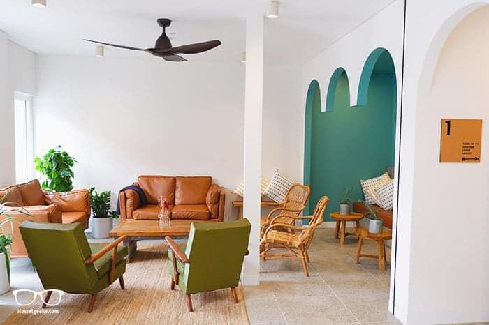 Stoke Beach House is one of the best hostels in Sydney, Australia