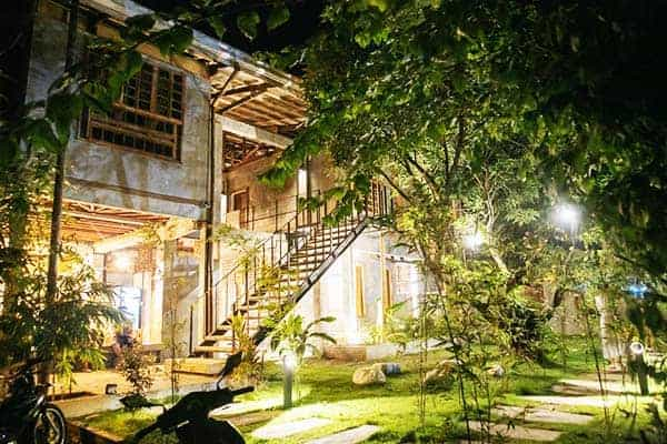 The Flying Fish Hostel, Dumaguete, Philippines