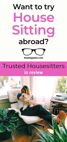 A complete review of Trusted House Sitters