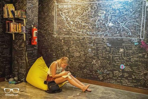 Wonderloft Hostel is one of the best hostels in Jakarta, Indonesia
