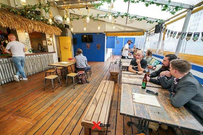 Base Auckland is one of the best party hostels in the world