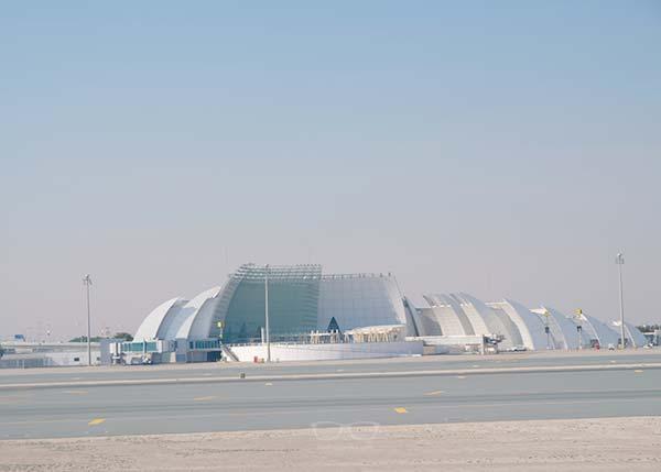 Doha Airport is beautiful!