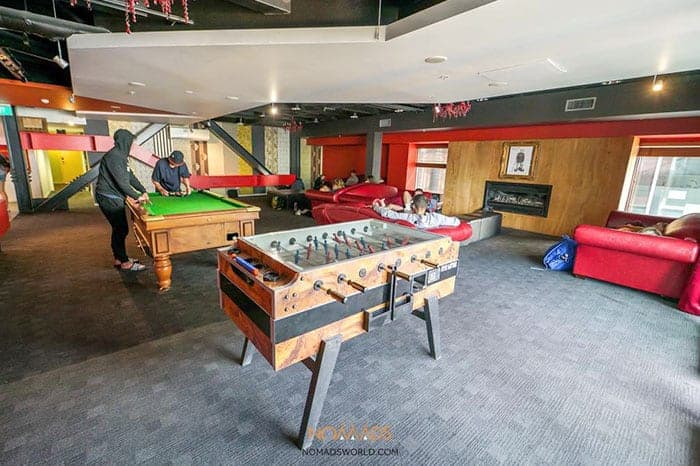 Nomads Queenstown is one of the best party hostels in the world
