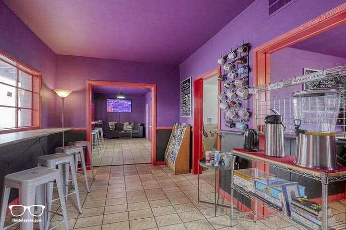 Sin City Hostel is one of the best party hostels in the world