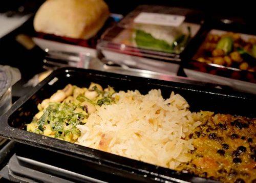 Special meals at Qatar Airways? Delicious