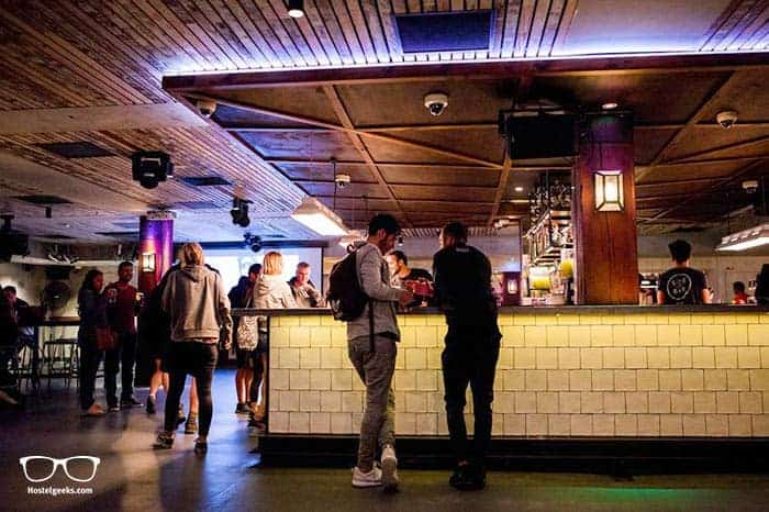 Wake Up! Sydney Central is one of the best party hostels in the world
