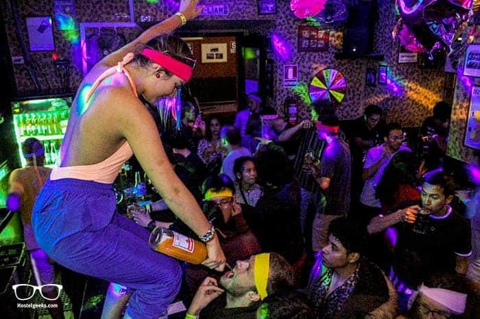 Wild Rover Arequipa is one of the best party hostels in the world